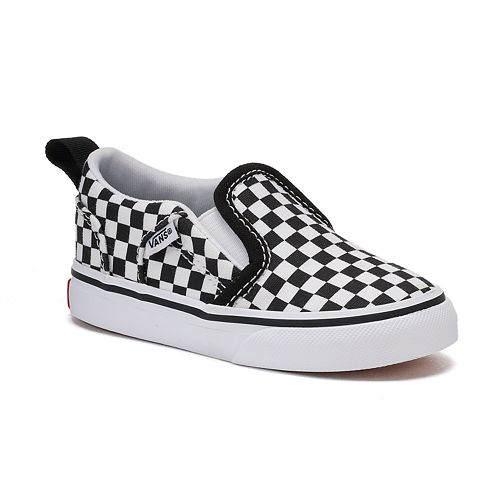 12bb676cd8 Vans Asher Toddler Boys  Skate Shoes
