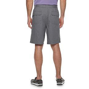 Men's Croft & Barrow® Classic-Fit Side-Elastic 9.5-inch Cargo Shorts