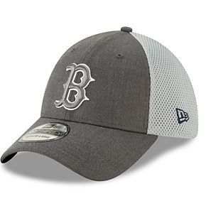 39Thirty Boston Red Sox Heather Front Neo Cap