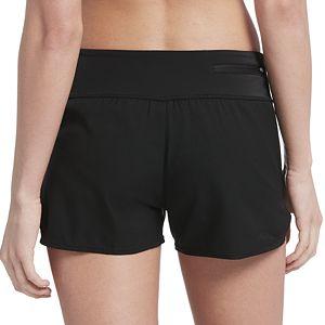Women's Nike Solid Boardshort Swim Bottoms