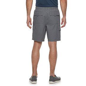 Men's Croft & Barrow® Classic-Fit Elastic-Waistband 8.5-inch Cargo Shorts