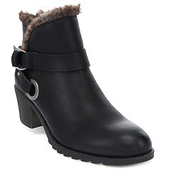 London Fog Highland Women's Winter Ankle Boots