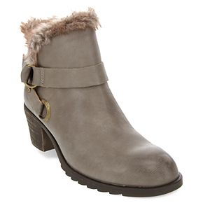 London Fog Highland Women's Winter Ankle Boots