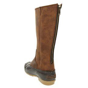 London Fog Whitley Women's Waterproof Winter Duck Boots