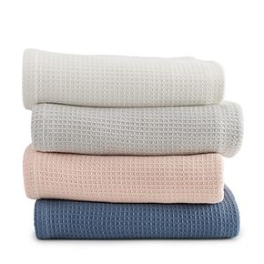 SONOMA Goods for Life? Cotton Waffle Blanket