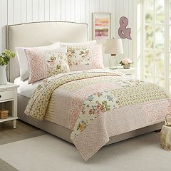 Mary Jane's Home Sweet Blooms Quilt or Sham