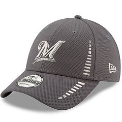 193ab76af Adult New Era Milwaukee Brewers Speed 9FORTY Baseball Cap