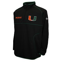 Men's Franchise Club Miami Hurricanes Aero Pullover