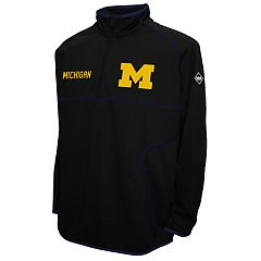 Men's Franchise Club Michigan Wolverines Aero Pullover