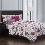 Mazedaze 5-piece Quilt Set