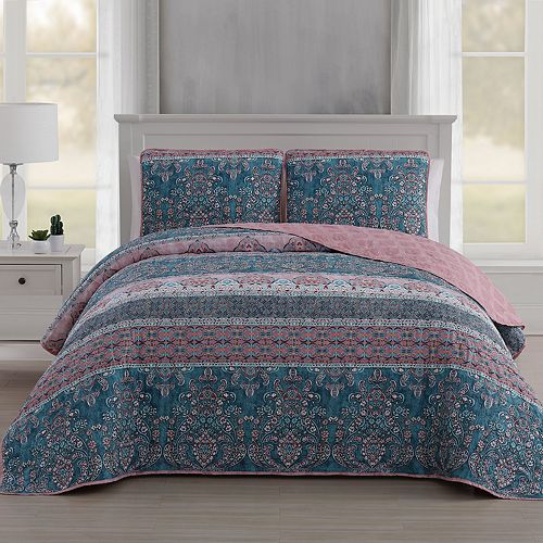Belladonna 3-piece Quilt Set