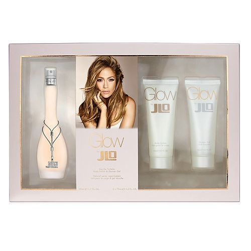 Glow by Jennifer Lopez Women's 3-pc Gift Set