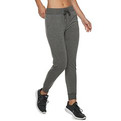 Women's Adrienne Vittadini French Terry Jogger Sweatpants