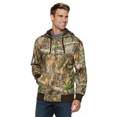 Men's Realtree Camo Fleece Full-Zip Hoodie