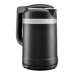 KitchenAid KEK1565 1.5-liter Electric Kettle with Dual Wall Insulation