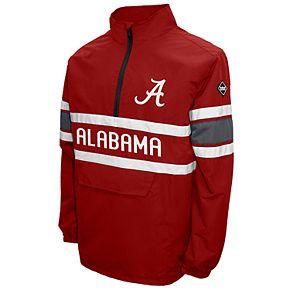 Men's Franchise Club Alabama Crimson Tide Alpha Pullover