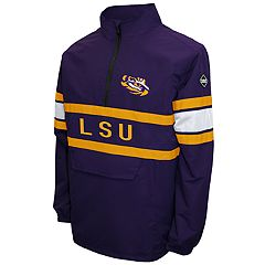 Men's Franchise Club LSU Tigers Alpha Pullover
