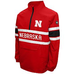 Men's Franchise Club Nebraska Cornhuskers Alpha Pullover