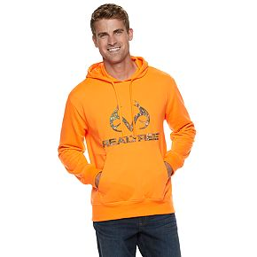 Men's Realtree Logo Fleece Hoodie