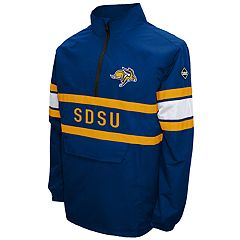 Men's Franchise Club South Dakota State Jackrabbits Alpha Pullover