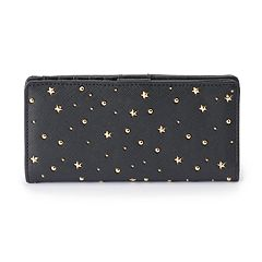Apt. 9® RFID-Blocking Star Slim Wallet
