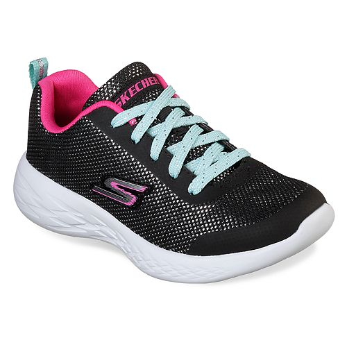 Skechers GOrun 600 Sparkle Zoom Girls' Sneakers
