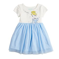 Disney's Cinderella Toddler Girl Tulle Dress by Jumping Beans®