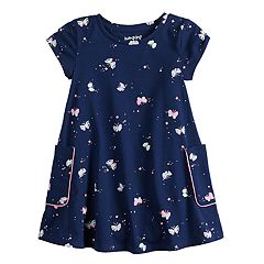 Toddler Girl Jumping Beans® Butterfly Swing Dress