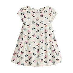 Disney's Minnie Mouse Toddler Girl Print Swing Dress by Jumping Beans®