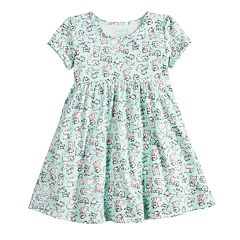 Disney's Aristocats Toddler Girl Babydoll Dress by Jumping Beans®