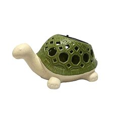 SONOMA Goods for Life™ Solar Light-Up Turtle Outdoor Table Decor