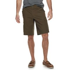 Men s SONOMA Goods for Life™ Modern-Fit Comfort Flex Stretch Ripstop Cargo  Shorts 24d0fa3a94