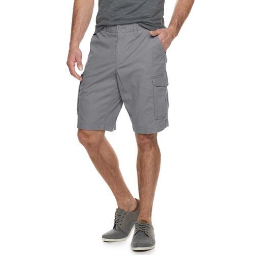 Men's SONOMA Goods for Life™ Modern-Fit Comfort Flexwear Ripstop Cargo Shorts