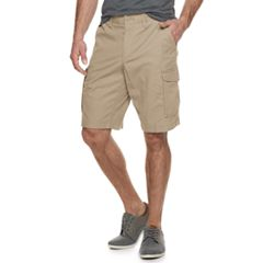 a9441b372ae9c Men s SONOMA Goods for Life™ Modern-Fit Comfort Flexwear Ripstop Cargo  Shorts