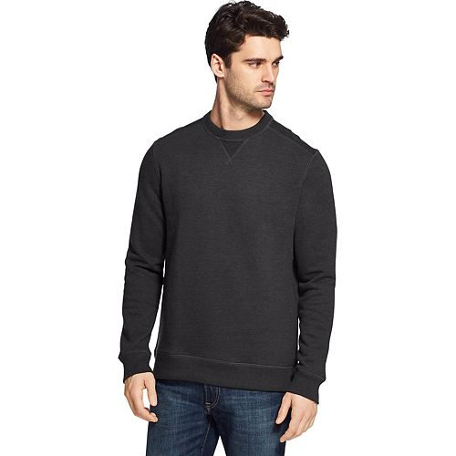 Men's G.H. Bass Classic-Fit Mountain Fleece Soft-Touch Crewneck Top