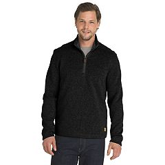 Men's G.H. Bass Madawaska Classic-Fit Fleece Quarter-Zip Pullover