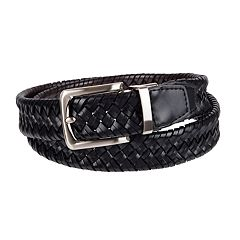Men's Dockers Reversible Stretch Braided Casual Belt