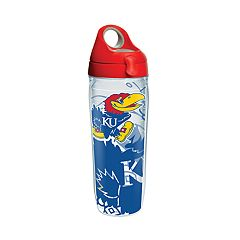 Tervis Kansas Jayhawks Genuine 24-Ounce Water Bottle