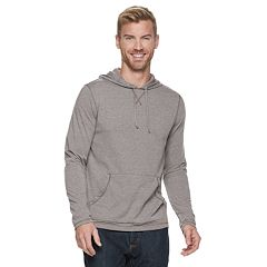Men's SONOMA Goods for Life™ Slim-Fit Supersoft Hoodie Tee