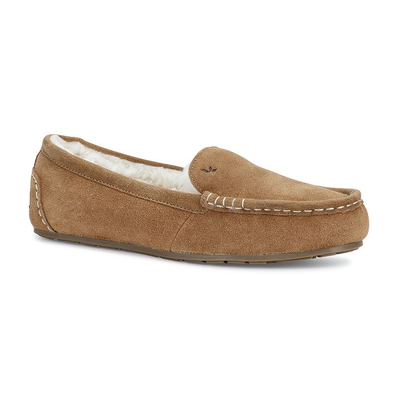 Koolaburra by UGG Lezly Women's Slippers. Size: 5. Med Brown