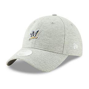 Adult New Era Milwaukee Brewers Preppy 9TWENTY Baseball Cap