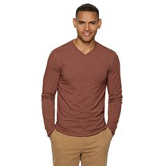 Men's SONOMA Goods for Life™ Supersoft V-Neck Tee