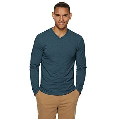 Men's SONOMA Goods for Life™ Modern-Fit Supersoft V-Neck Tee