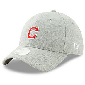 Adult New Era Cleveland Indians Preppy 9TWENTY Baseball Cap