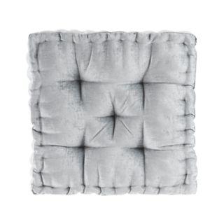 Intelligent Design Chenille Square Floor Pillow