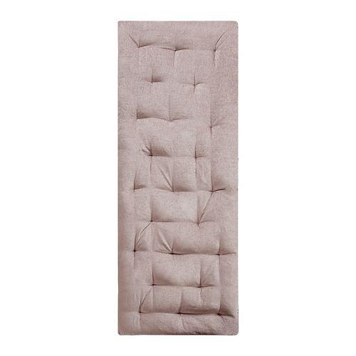 Intelligent Design Chenille Lounge Floor Pillow