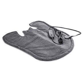 Sensorpedic Heated Neck & Shoulder Wrap