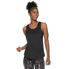 Women's Tek Gear® Mesh Panel Base Layer Tank