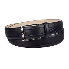 Men's Croft & Barrow® Leather Belt