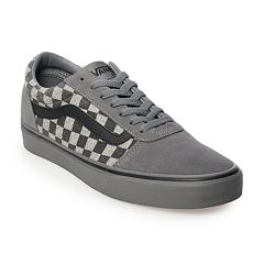 Vans Ward Men's Checkered Skate Shoes